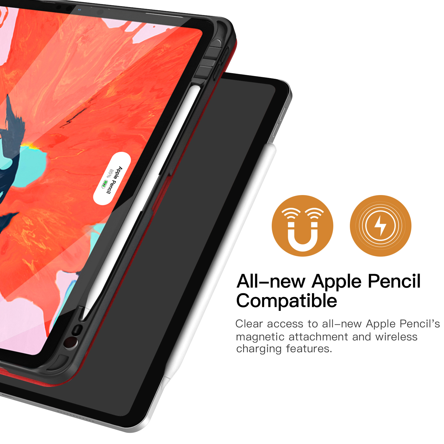 new arrival 7d406 e39b4 TiMOVO Case Fit iPad Pro 11