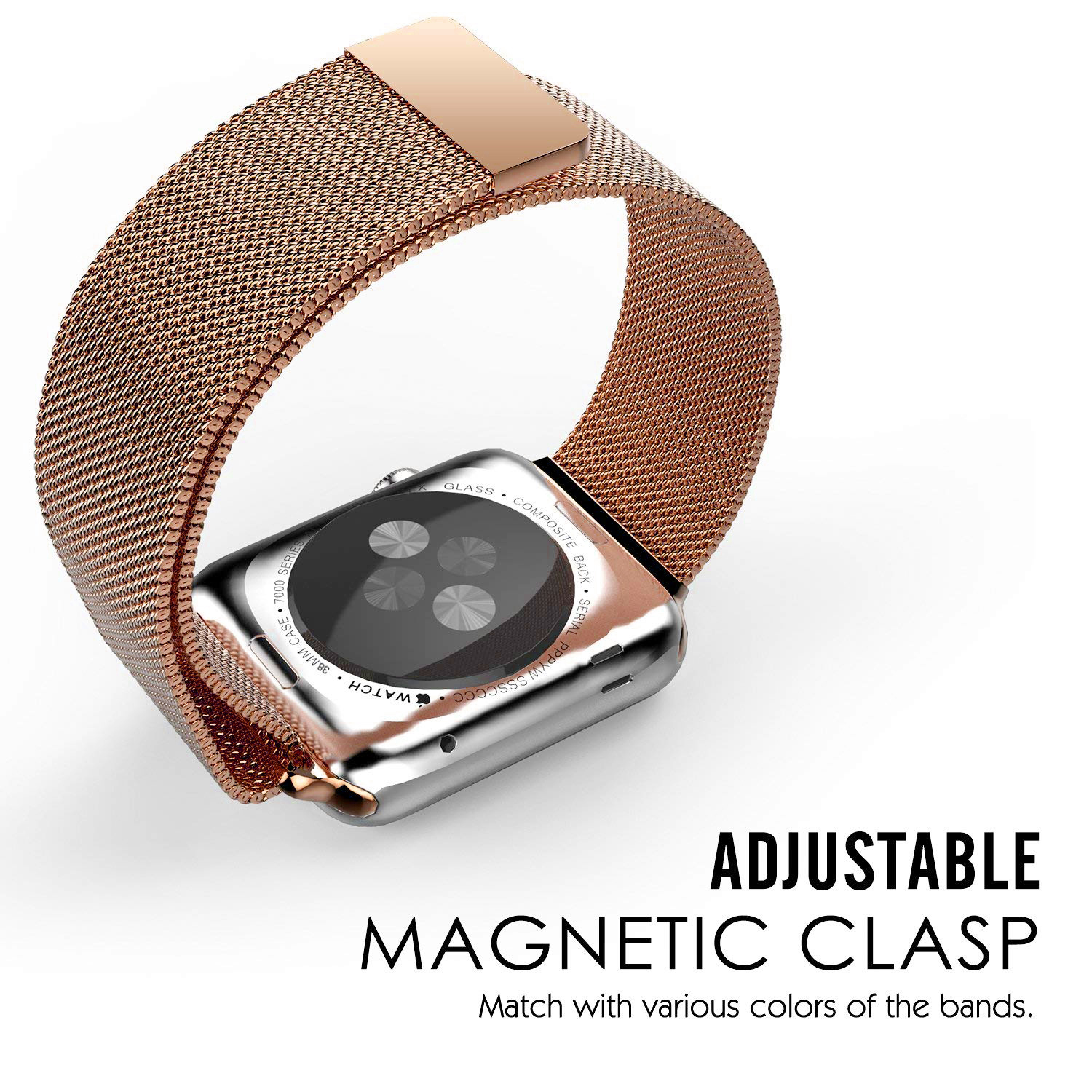 TiMOVO Compatible Band Replacement for Apple Watch 38mm 40mm